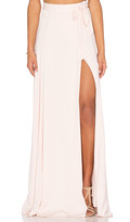 KENDALL + KYLIE Maxi Wrap Skirt