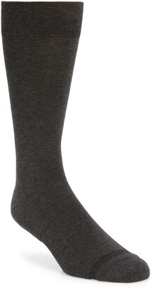 Nordstrom CoolMax(R) Solid Dress Socks