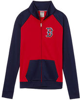 PINK Boston Red Sox Bling Track Jacket