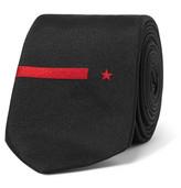 Givenchy 6.5cm Silk-Jacquard Tie