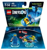 Lego Dimensions Movie Fun Pack - Benny