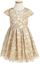 Biscotti Toddler Girl's Royal Treatment Fit & Flare Dress