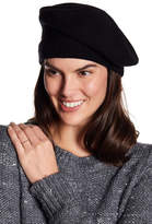 Kate Spade Contrast Bow Beret