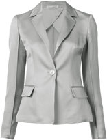 Barbara Casasola Paulista blazer - women - Silk/Wool - 40