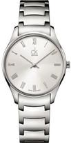 Calvin Klein Polished Roman Indexes Bracelet Watch