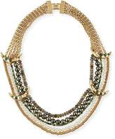 Lulu Frost Andalusia Multi-Strand Pearl Necklace