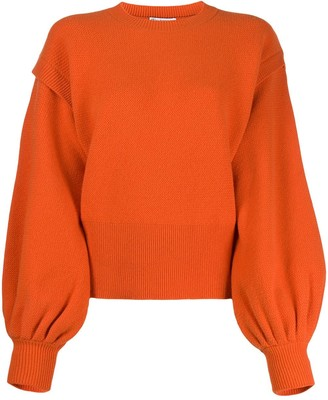 J.W.Anderson Layered Sleeves Jumper