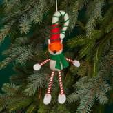 Bloomingdale's Wool Fox Ornament - 100% Exclusive