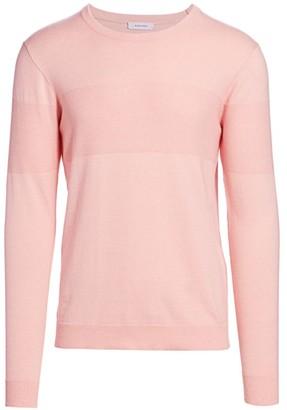 Nominee Tonal Colorblock Sweater