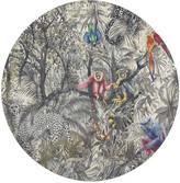 "N. Nicolette Mayer Arcadia 16"" Round Pebble Placemats, Set of 4"