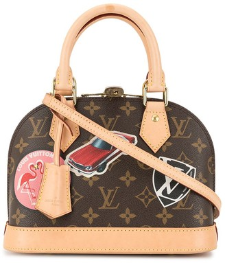 Louis Vuitton pre-owned Alma BB 2way bag