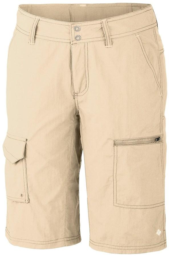 Columbia Silver Ridge Cargo Shorts - UPF 50 (For Women)