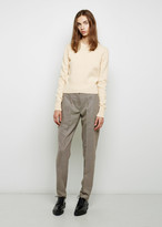 Acne Studios Mia Wool Trouser