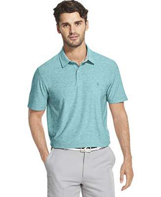 Izod Men's Golf Title Holder Short Sleeve Polo