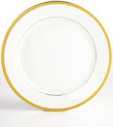 """Charter Club Grand Buffet Gold"""" Dinner Plate"""
