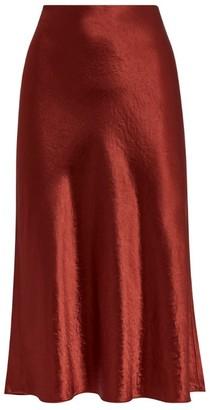 Vince Slip Midi Skirt