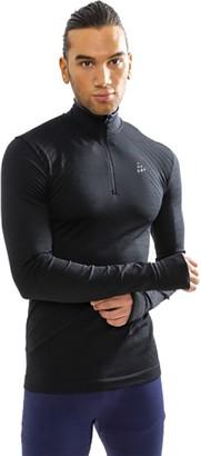 Craft Fuseknit Comfort Zip Baselayer - Men's