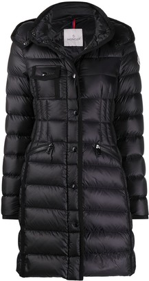 Moncler Hermine puffer coat
