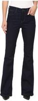 NYDJ Farrah Flare Jeans in Sure Stretch Denim in Mabel Wash