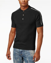 Sean John Men's Big & Tall Polo Sweater