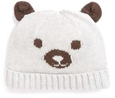 Toddler Boy's Tucker + Tate Animal Ears Hat - Grey