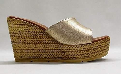 Zigi Women's Aubry Wedge Sandal Medium US