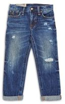 Ralph Lauren Toddler Boy's Distressed Slouchy Skinny Jeans