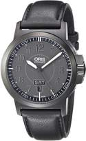 Oris Men's 735 7641 4764LS BC3 Advanced Day Date Aviation Dial Watch