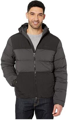Filson Featherweight Down Jacket (Faded Black) Men's Coat