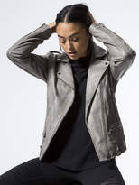 Blanc Noir Leather Jacket