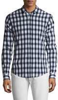 Scotch & Soda Shadow Checkedered Sportshirt