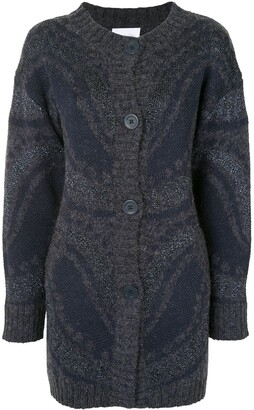 Alice McCall Windswept cardi-coat
