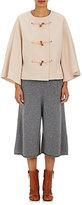 Chloé Women's Wool-Blend Collarless Jacket-NUDE
