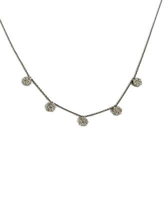 Arthur Marder Fine Jewelry 18K 2.25 Ct. Tw. Diamond Chain Necklace