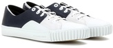 Balenciaga Young Leather Sneakers