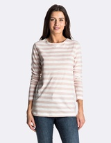 Roxy Womens Zarauz Beat Stripes Long Sleeve T Shirt