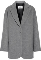 MM6 MAISON MARGIELA Wool-Blend Felt Coat