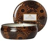Voluspa 'Japonica - Baltic Amber' Three-Wick Candle