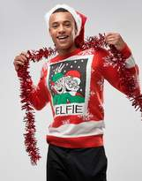 Brave Soul Holidays Elfie Sweater