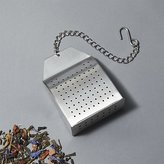 Crate & Barrel Tea Bag Shaped Tea Infuser