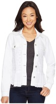 Scully Lily Denim and Lace Lightweight Favorite Little Jacket Women's Coat