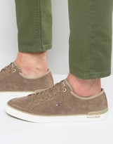 Tommy Hilfiger Harrington Suede Trainers