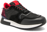 Givenchy Running Sneakers in Black.