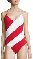 MICHAEL Michael Kors Regatta One-Piece Swimsuit