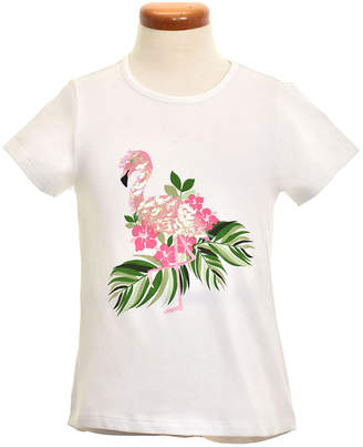 E-Land Kids E Land Flamingo Top