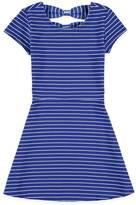 Forever 21 girls Girls Striped Fit & Flare Dress (Kids)