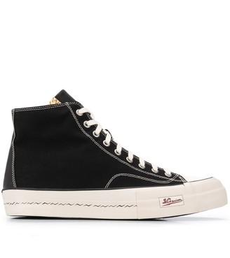 Visvim Skagway40mm high-top sneakers