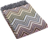 Missoni Home Perseo Wool Blanket with Cashmere