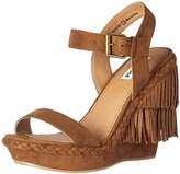 Not Rated Women's Roaring Ruby Wedge Sandal,8.5 US/6-10 M US