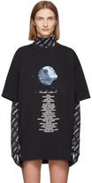 Vetements Black STAR WARS Edition Death Star Episode IV T-Shirt